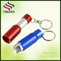 Wholesale durable ROHS light keychain