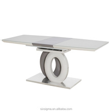 folding new design extenable table dining modern