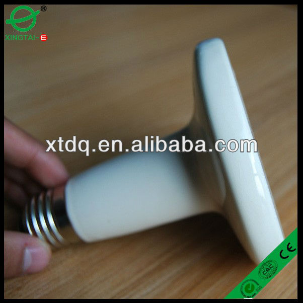 infrared ceramic heating lamp in industrial heater
