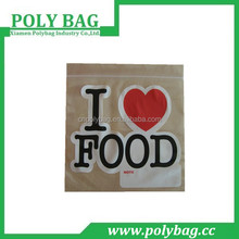 professional manufactuer small plastic zip lock bag for food package
