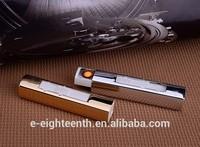 Cheap new G02 Creative metal USB Electronic Electric Arc Lighter Cigarette Lighter