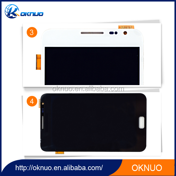 Good quality 5.3 inch N7000 LCD Touch Screen For Samsung Galaxy Note 1