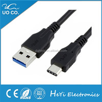 New trend fast charging type c usb 3.0 cable