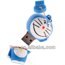 wholesale 3D pendrive cartoon factory direct sell
