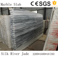 Silk River Jade madura gold granite slab with stable function