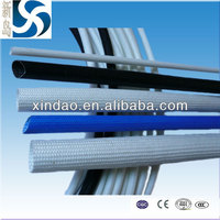 2751 silicone rubber knitted fiberglass sleeves