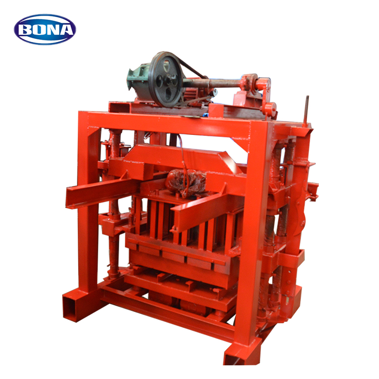 ceramic coal ash handmade brick making machine
