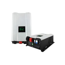 High Quality Off Grid Solar Inverter 1KW to12KW Inside Solar Charge Controller 40A 60A 120A MPPT with UPS Function