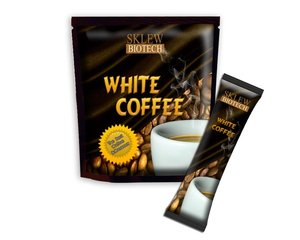 White Coffee - Private label & Contract Manufacturing