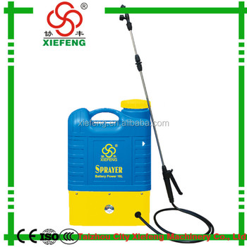 New products 2014 battery sprayer pump