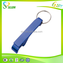 Promotion gift for 2015 best quality colorful metal mounted bottle opener