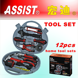 top quality 12pcs tool set
