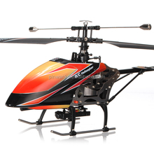 big V912 4CH Single Blade RC Remote Control Helicopter With Gyro RTF Radio Control 2.4G Metail&Plastic