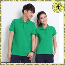 Short Sleeves Low Price Printed Custom Parader Unisex Polo tshirts