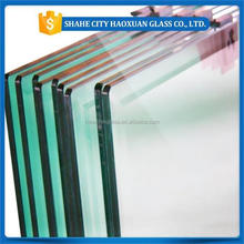 12mm clear tempered glass door prices