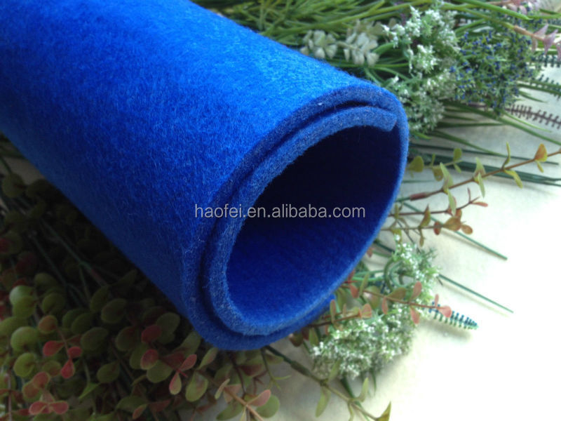 Nonwoven Fabric 5mm Thick Felt