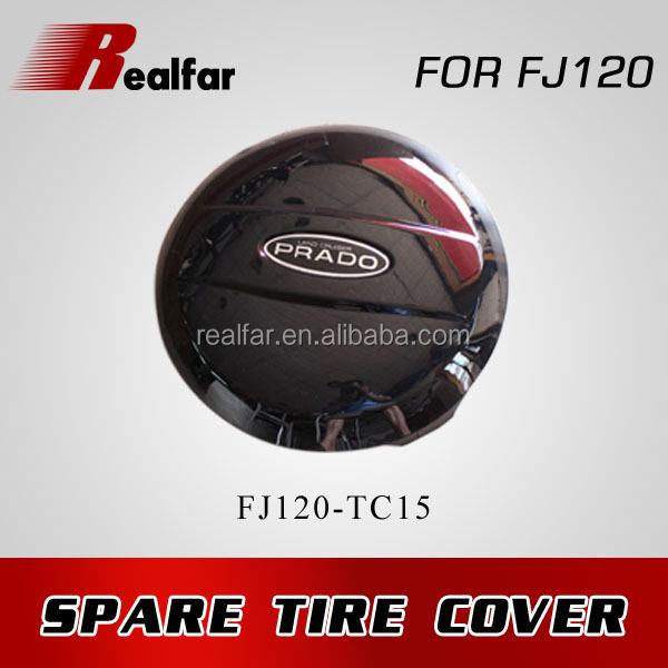 toyota prado 120 spare tire cover for prado fj120 quality assurance buy toyota prado 120. Black Bedroom Furniture Sets. Home Design Ideas