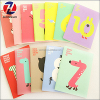 Promotional latest wholesale personalized various number notebooks