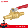 gas brass oven/cooker/stove valve brass gas valve m/f superior brass mini ball gas valve factory price