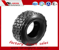 Good Skid Steer tires in china for sale nuw pattern tires