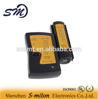 high quality RJ45 Cable Tester for LAN Cable/Network Cable