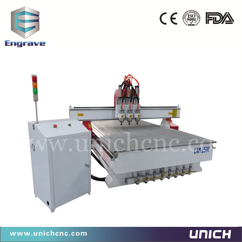 Excellent Metal/Wood/Plastic cnc engraving and cutting machine/cnc cutting machine
