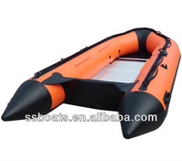 Sunshine 3.6m Inflatable Sport Fishing Boat