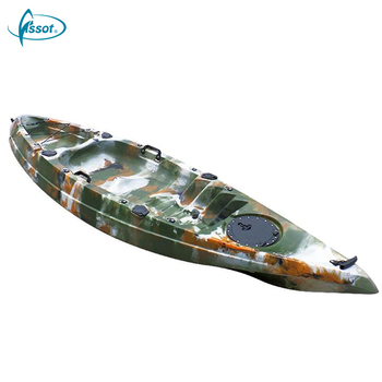 New arrival 1+1 fishing kayak for sale