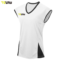 sublimation custom men's volleyball jersey design