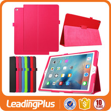 Hot Selling Folio PU Leather Case Cover for iPad Pro