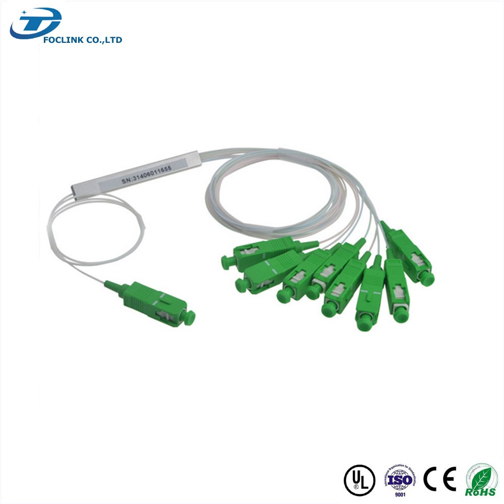 Fiber Optic Taper For splitter And Factory fiber optic Made