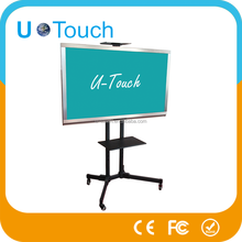 Education equipment class use led touch screen monitor 55 inch all in one pctv