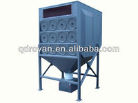 HR series dust collector for tobacco
