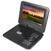 hot sales 9 inch portable evd dvd player with tv fm usb