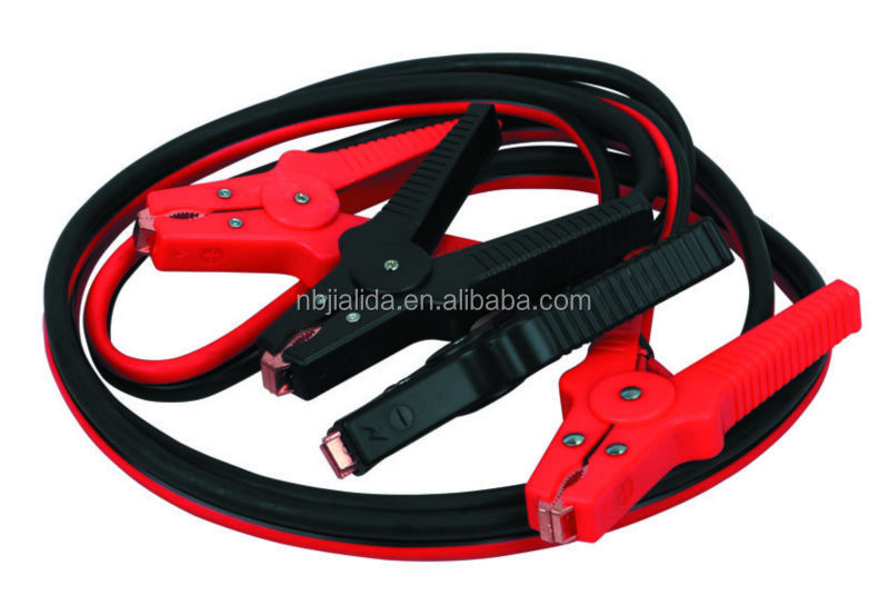 New arrival battery booster car emergency kit booster cable 001,Jump leads,Auto booster le