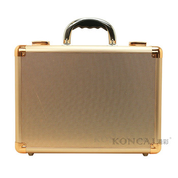 lady fashion top PU makeup packaging case