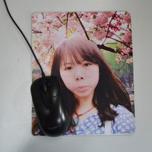 Create Personalized Photo Mouse Pads/Mouse Mats