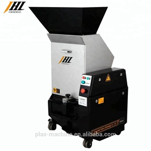 Medium speed online crusher plastic granulator for injection molding machine