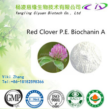 100% Purity Natural Red Clover Extract /Red Clover P.E. Isoflavone/ Biochanin A/Sission/Daidzein