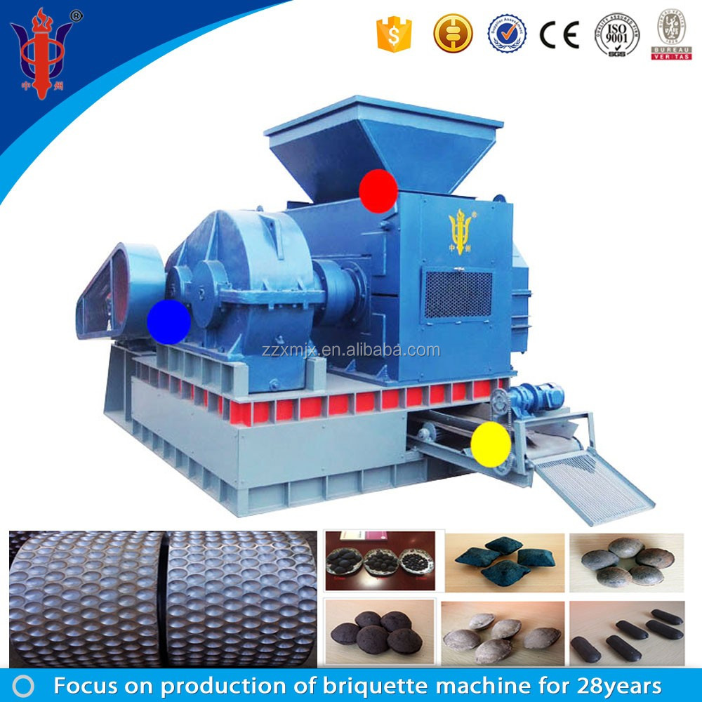 China manufacturer briquette making machines for sale