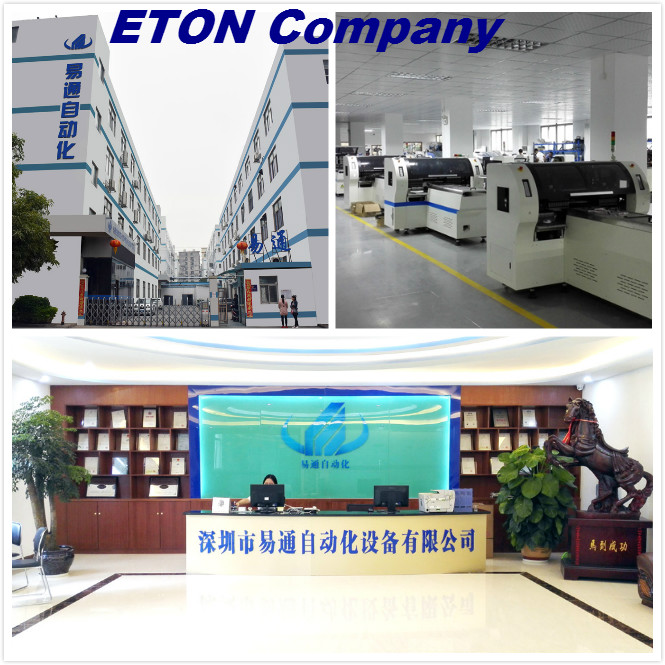 New products HT-E6T-1200 Multi-function chip mounter,eton brand,led production machine