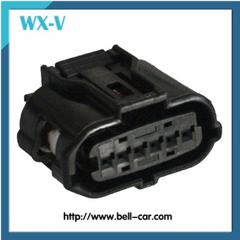 High Quality 6 Pin Automotive Electrical Connector 6189-1083