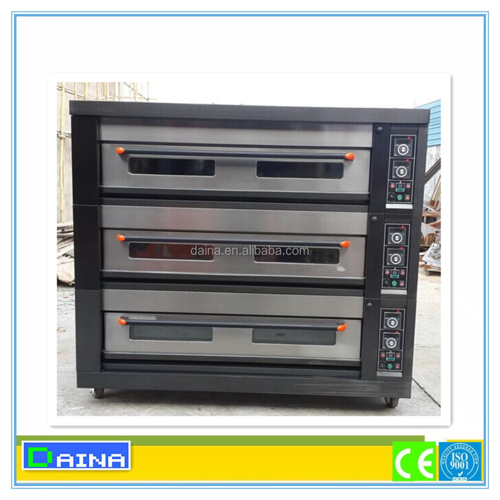 Trade Assurance Electric Oven Bread Pizza