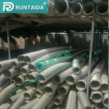 Galvanized steel hose, metal corrugated pipe, flexible electrical conduit