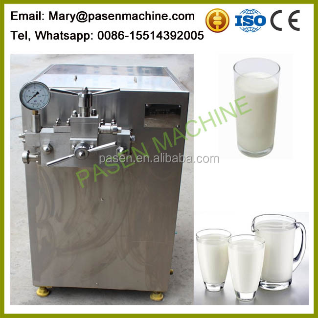 Automatic liquid homogenizing mixer / cream mixer homogenizer equipment