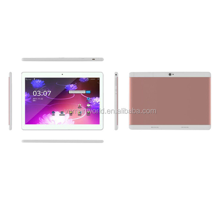 High quality IPS 10.1 inch 1280*800 Tablet Google Android 6.0 TK-E101GCM Tablet PC