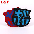Factory Direct Printing Pretty Embroidery Patch Logo Label For Clothes