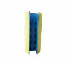Warehouse pallet rack plastic upright accessories