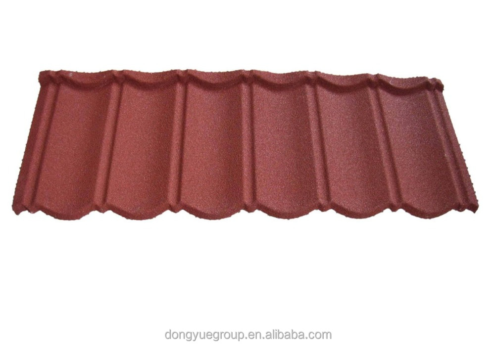 High quality metal roofing size chinese traditional roofing spanish tile/stone coated steel roofing tile