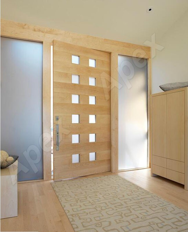unique french doors wood glass bedroom door decorative